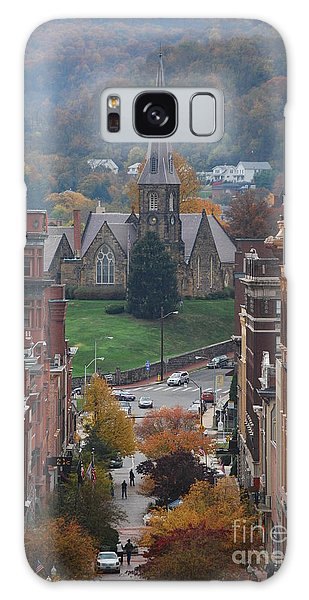 My Hometown Cumberland, Maryland Galaxy Case