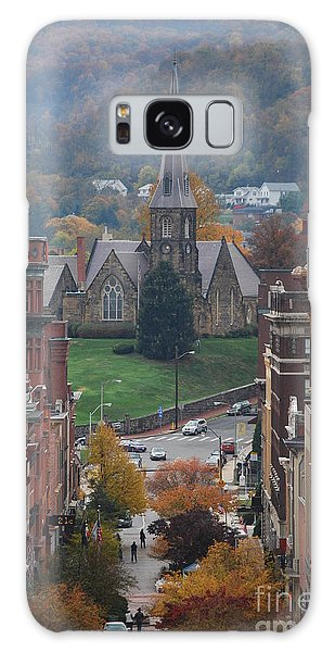 My Hometown Cumberland, Maryland Galaxy Case by Eric Liller