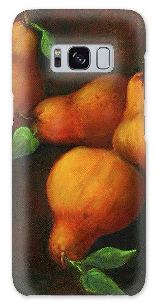 Honey Pears Galaxy Case