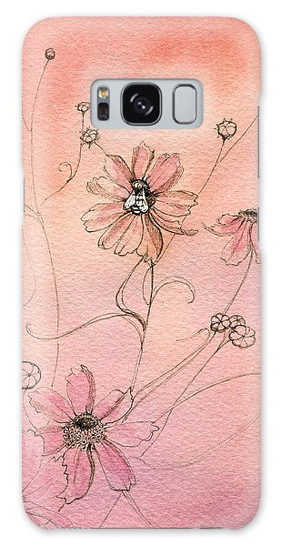 Honeybee Galaxy Case
