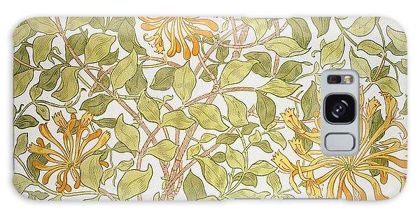 Tapestry Galaxy Case - Honeysuckle Design by William Morris
