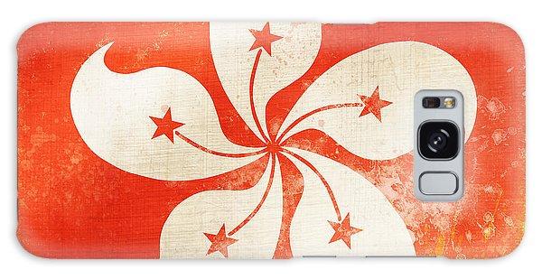 Hong Kong China Flag Galaxy Case