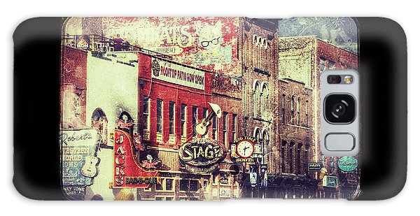 Honky Tonk Row - Nashville Galaxy Case