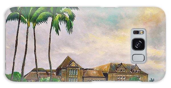Honolulu Bishop Museum Galaxy Case