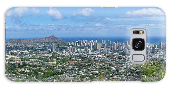 Honolulu  Galaxy Case