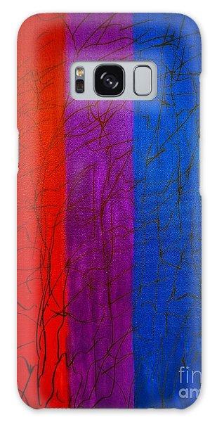 Honor The Rainbow Galaxy Case by Rachel Hannah