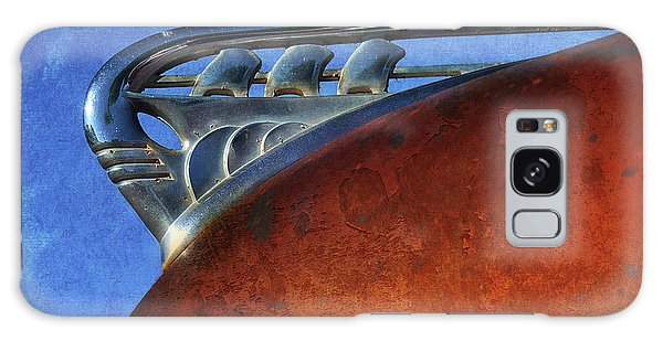 Patina Galaxy Case - Hood Ornament by R christopher Vest