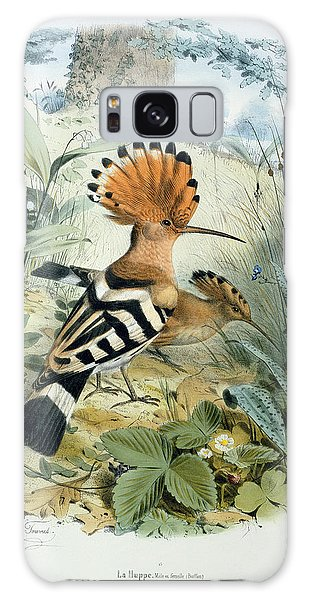 Colours Galaxy Case - Hoopoe by Edouard Travies