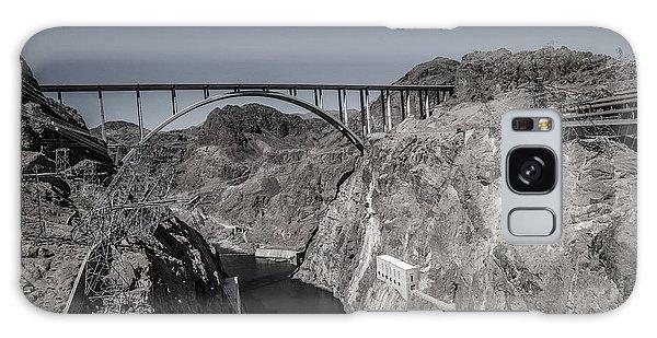 Hoover Dam Bridge Galaxy Case