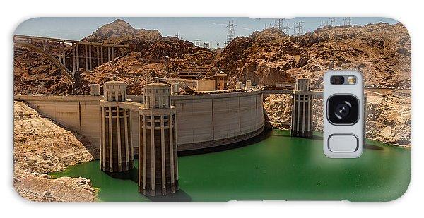 Hoover Dam Galaxy Case by Ed Clark