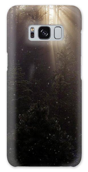 Hope And Faith - Winter Art Galaxy Case