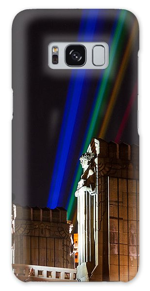 Hope Memorial Bridge, Aha Lights Galaxy Case