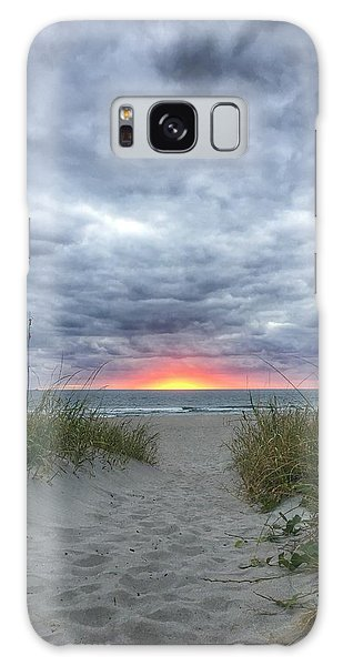 Hope On The Horizon Delray Beach Florida  Galaxy Case