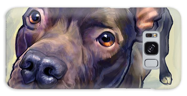 Dog Galaxy S8 Case - Hope by Sean ODaniels