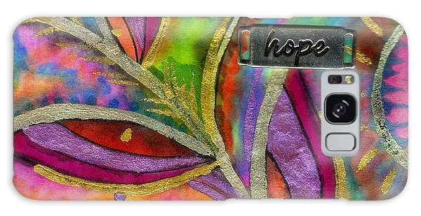 Hope Springs Anew Galaxy Case