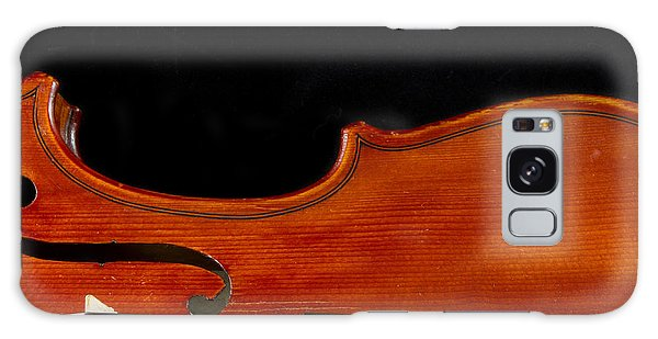 Galaxy Case - Horizontal Violin Art by Iordanis Pallikaras