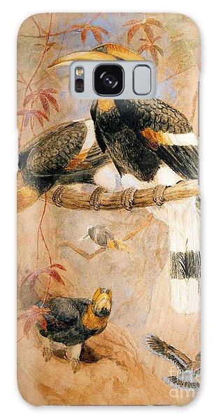 Hornbill  Galaxy Case