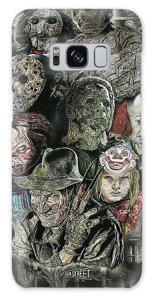 Texas Galaxy Case - Horror Movie Murderers by Daniel Ayala