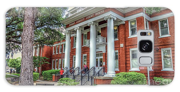 Horry County Court House Galaxy Case
