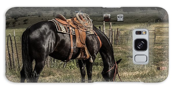Horse 3 Galaxy Case