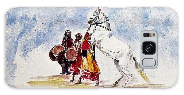 Horse Dance Galaxy Case