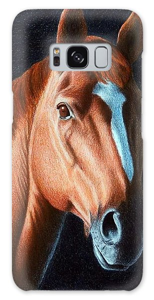 Horse Head 1 Galaxy Case