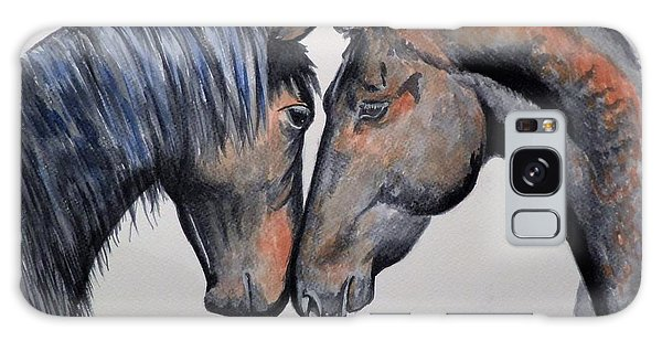 Horse Lovers Galaxy Case