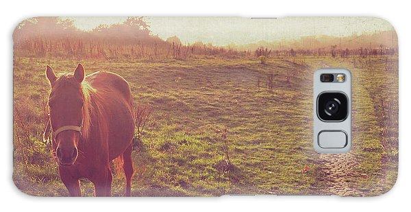 Horse Galaxy Case by Lyn Randle