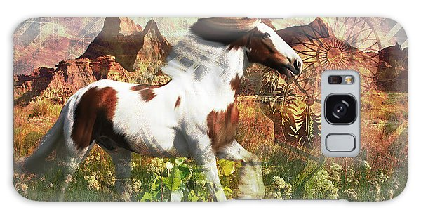Horse Medicine 2015 Galaxy Case