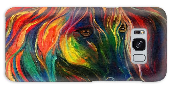 Horse Of Hope Galaxy Case