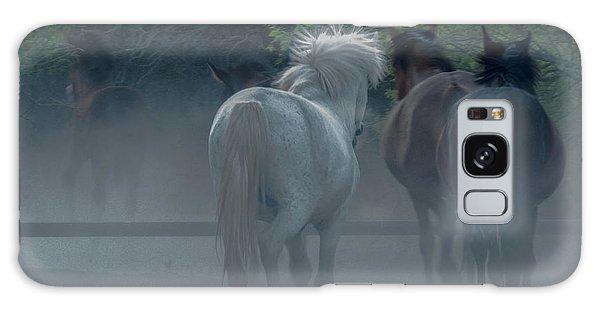 Horse 8 Galaxy Case