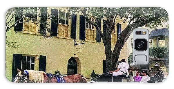 Horse Stories Galaxy Case