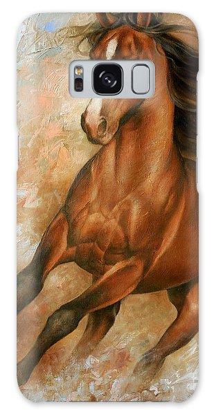 Horse Galaxy Case - Horse1 by Arthur Braginsky
