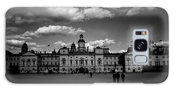 London Galaxy Case - #horseguards #london #thisislondon #uk by Ozan Goren