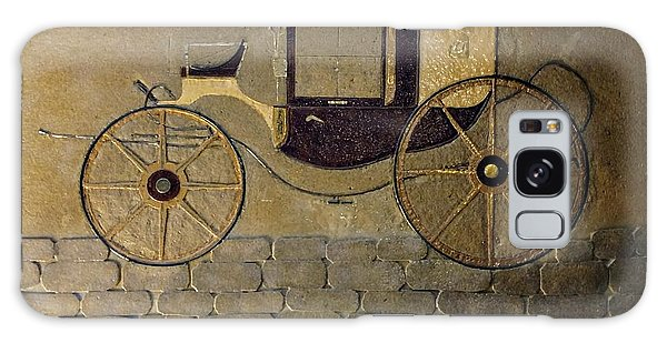 Horseless Carriage Galaxy Case