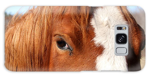 Horse's Mane Galaxy Case