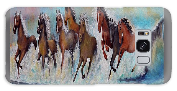Horses Of Success Galaxy Case