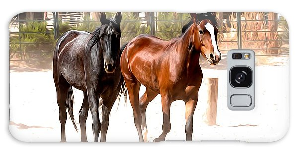 Horses Unlimited_6a Galaxy Case