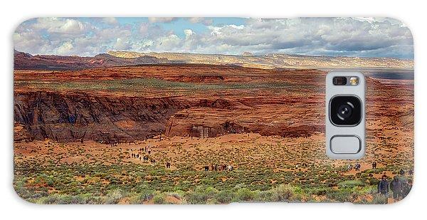 Horseshoe Bend  - Arizona Galaxy Case by Jennifer Rondinelli Reilly - Fine Art Photography