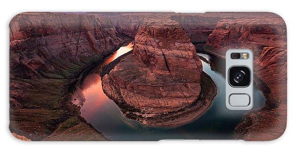 Horseshoe Bend, Colorado River, Page, Arizona  Galaxy Case