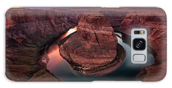Horseshoe Bend, Colorado River, Page, Arizona  Galaxy Case