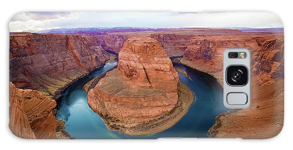 Galaxy Case featuring the photograph Horseshoe Bend by Kate Avery