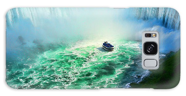 Horseshoe Falls Niagara Galaxy Case