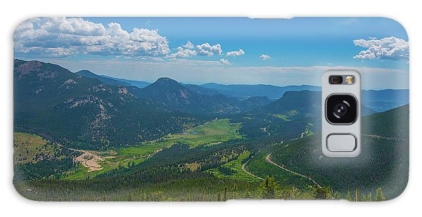 Horseshoe Park From Rainbow Curve 1 Galaxy Case by Tom Potter