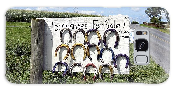 Horseshoes For Sale Galaxy Case