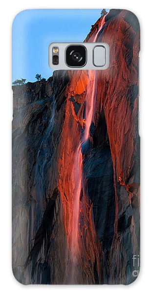 Horsetail Falls 2016 Galaxy Case