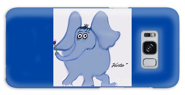 Horton Galaxy Case by Susan Garren