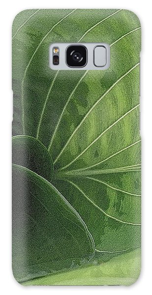 Hosta Galaxy Case