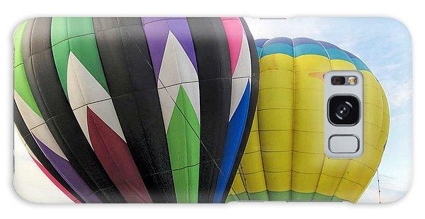 Hot Air Balloons  Galaxy Case