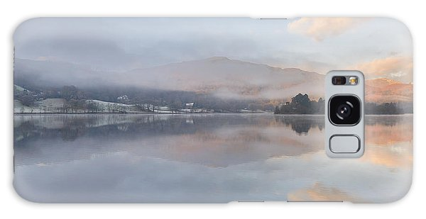 Grasmere Galaxy Case - Hot And Cold Grasmere Lake District by Richard Thomas
